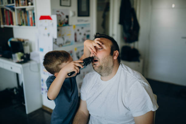 quirky moments - imperfection stock photos and pictures