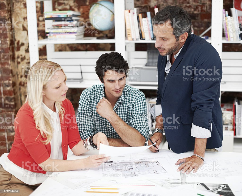 I quite like this use of space... royalty-free stock photo