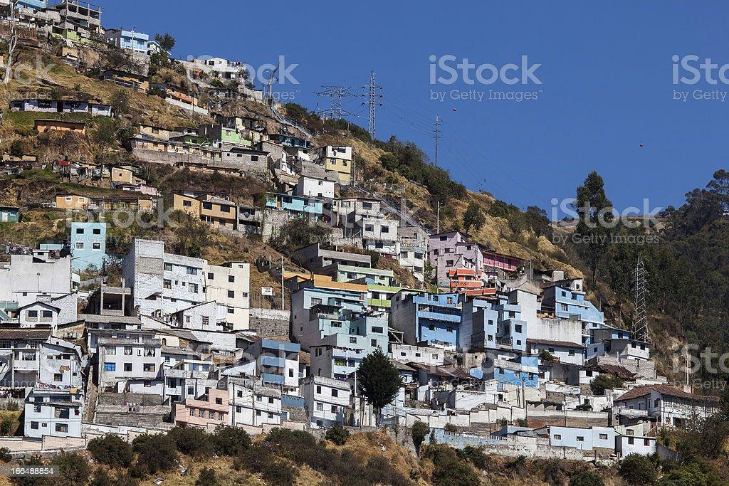 Quito, Ecuador stock photo