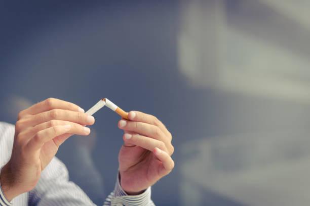 Quitting smoking habit!