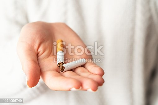 Quitting Smoking, Smoking Issues, Cigarette, Women, Tobacco Product