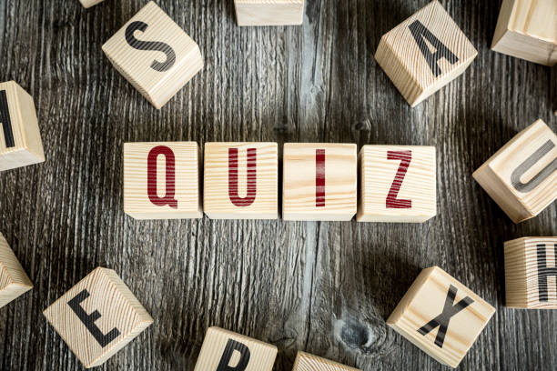 quiz - orthographic symbol stock pictures, royalty-free photos & images