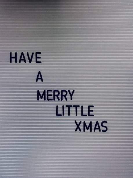 zitat von weihnachten und neujahr - zitate weihnachten stock-fotos und bilder