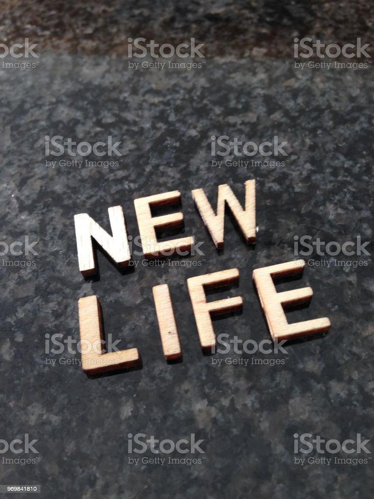 Quote Word Phrase Meme New Life Fotografie Stock E Altre Immagini Di Altruismo Istock