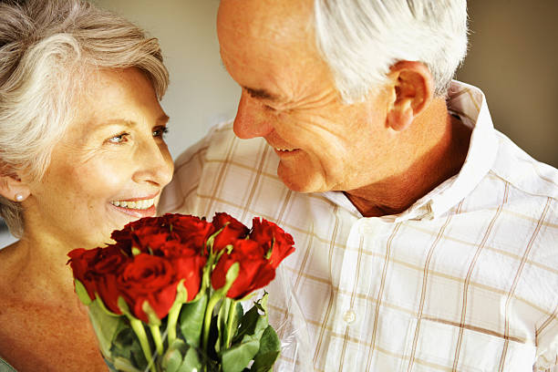 """for my one true love!"" - senior valentine stock photos and pictures"