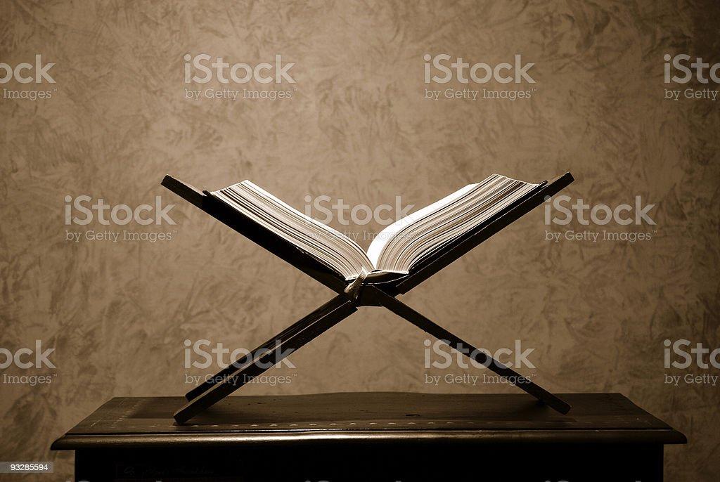 Quran royalty-free stock photo