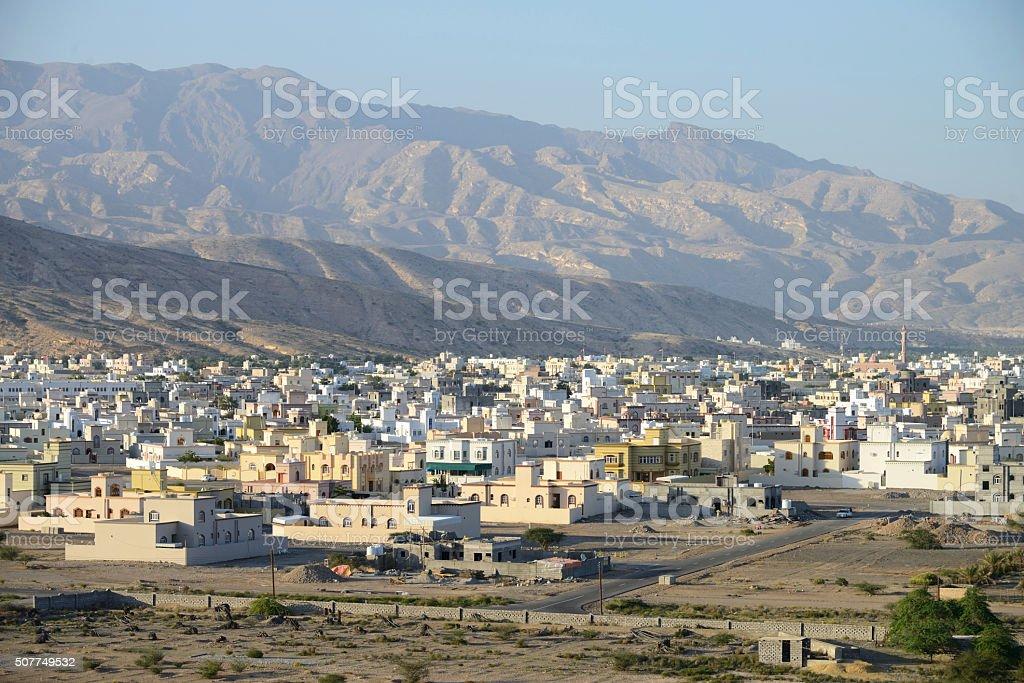 Quriyat, Oman stock photo