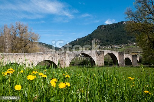 1083309578 istock photo Quézac bridge 546206814