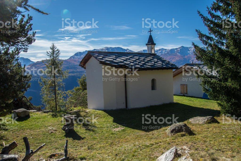 raaft,ausserberg,valais,swiss royalty-free stock photo