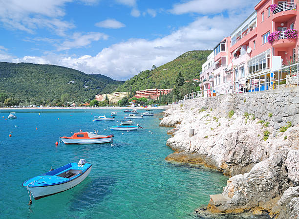 Rabac, Adria, Istrien, Kroatien – Foto