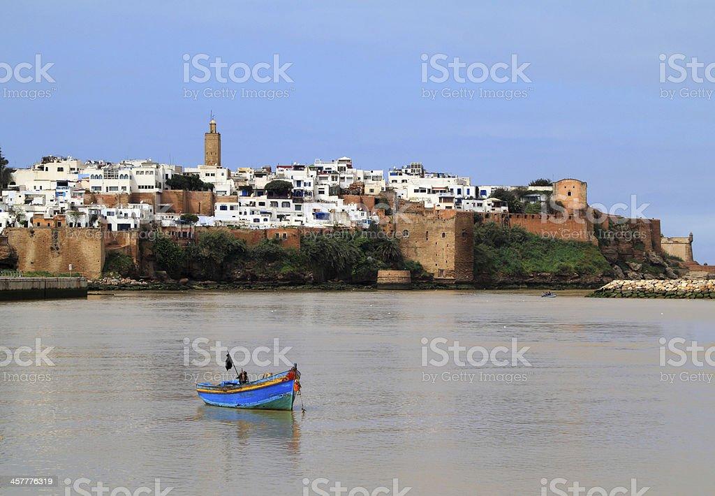 Rabat Medina, Morocco stock photo