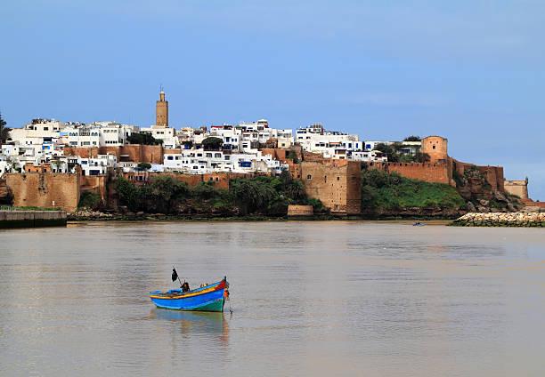 rabat medina, morocco - rabat marocko bildbanksfoton och bilder