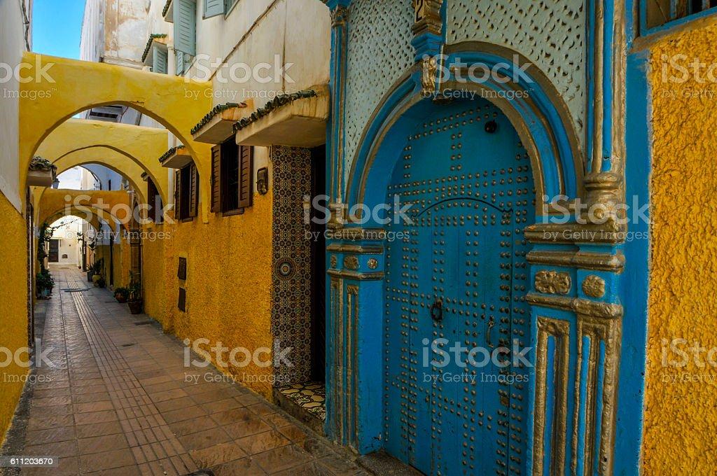 Rabat stock photo