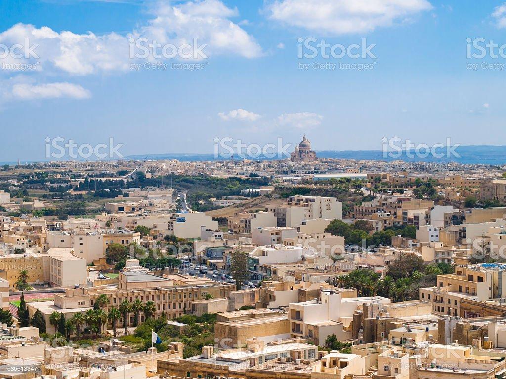 Rabat, Victoria - Gozo, Malta stock photo