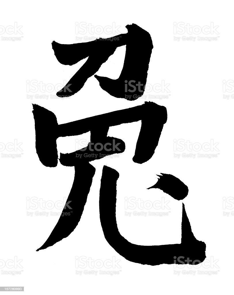 Metal rabbit chinese zodiac sign