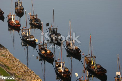 Rabelos Boat Stock Photo & More Pictures of Canal