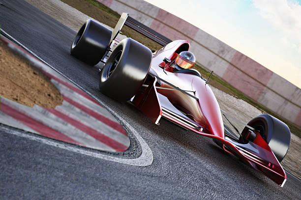 carreras de coches de carrera de una vuelta - irl indycar series fotografías e imágenes de stock