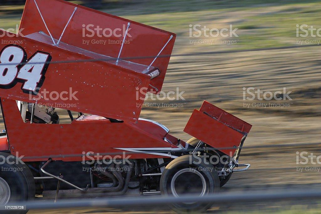 Race Cars royalty-free stock photo