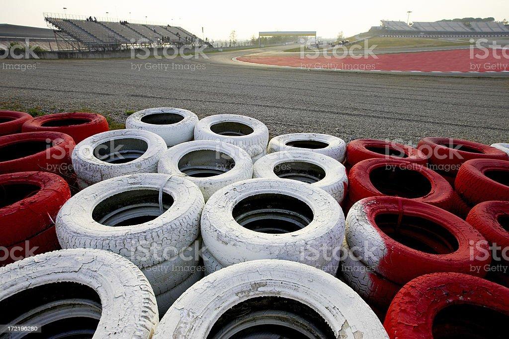 Race Circuit royalty-free stock photo