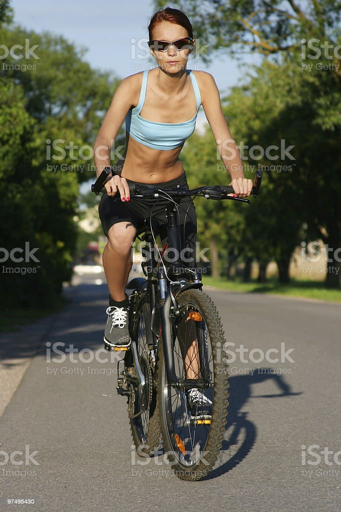 race royalty-free stock photo