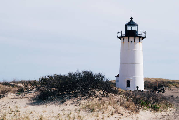 Race Point lighthouse Race Point lighthouse, Cape Cod provincetown stock pictures, royalty-free photos & images