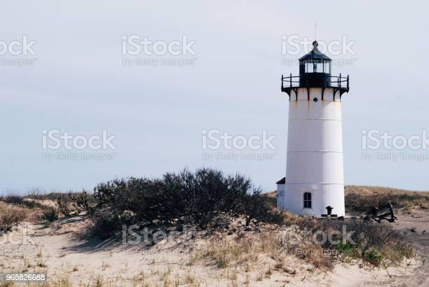 Race Point Lighthouse - Fotografias de stock e mais imagens de Ao Ar Livre