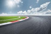istock Race Track 1263374653