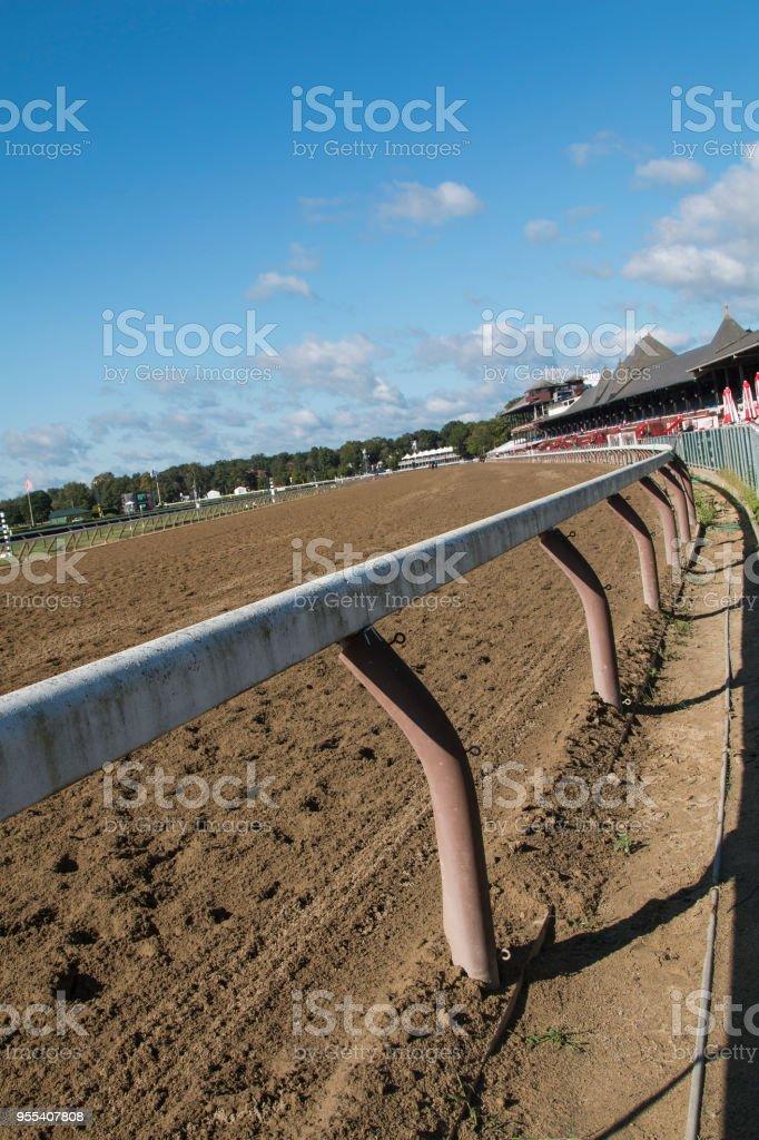 Race Track - Zbiór zdjęć royalty-free (Balustrada - Granica)