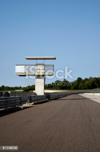 173015172 istock photo Race Track Pit Straight 91248200