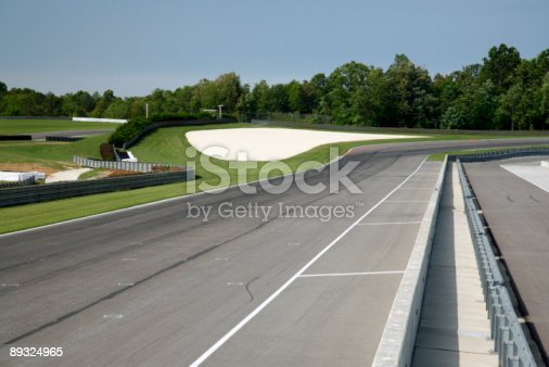 173015172 istock photo Race Track Turn 89324965