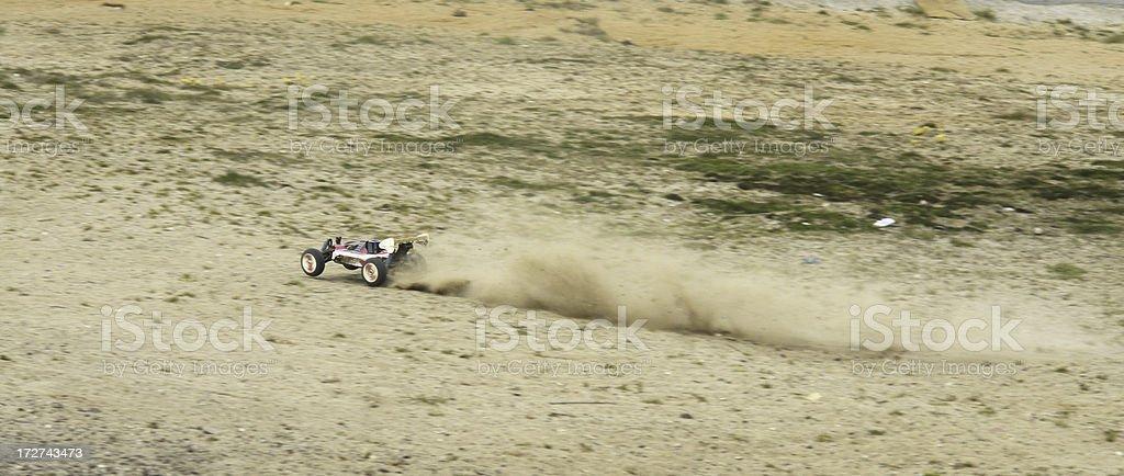 Racecar stock photo