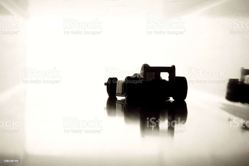racer royalty-free stock photo