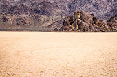 Racetrack Playa Death Valley California