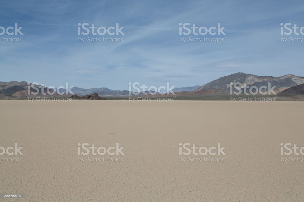 Beautiful Landscape in Death Valley National Park, California