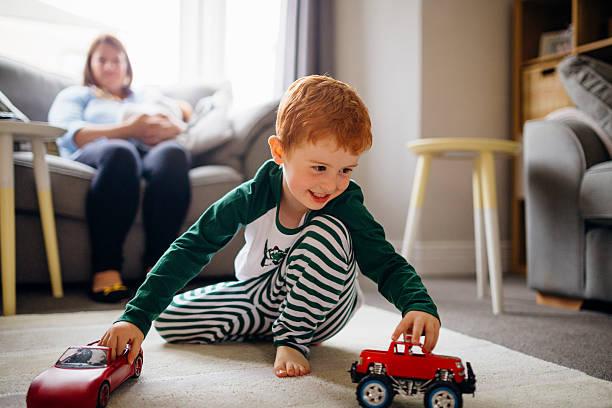 Racing Around the Living Room - Photo