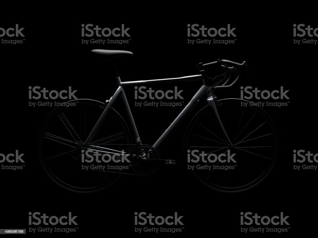 Racing Bicycle stock photo
