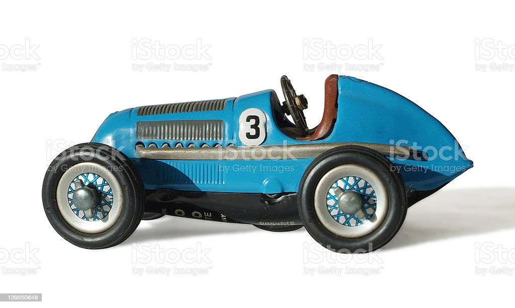 racing car number 3(2) stock photo