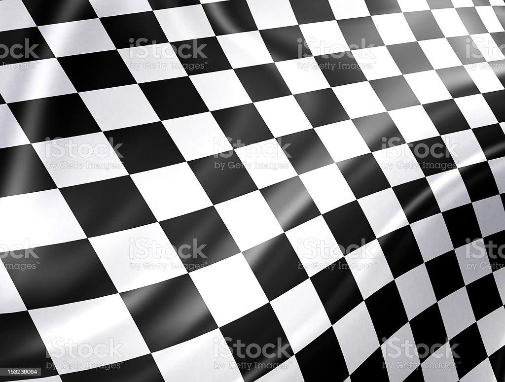 Racing Flagge – Foto