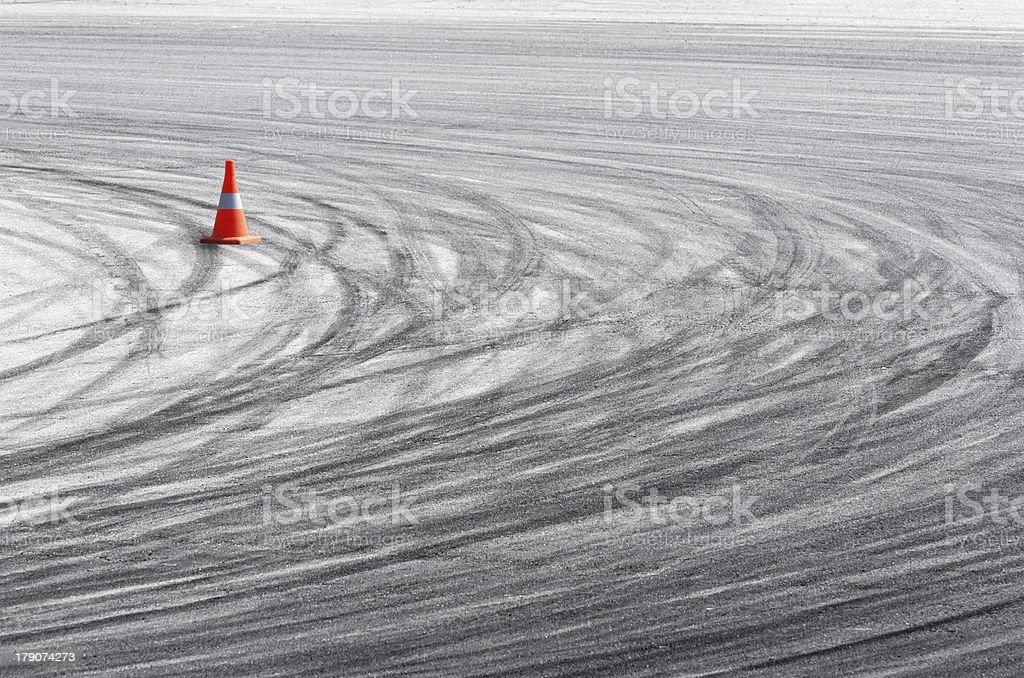 Racing marks – Foto