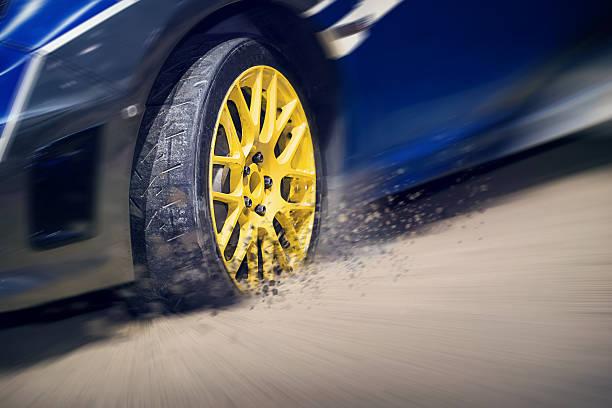 racing sport auto - rally stock-fotos und bilder