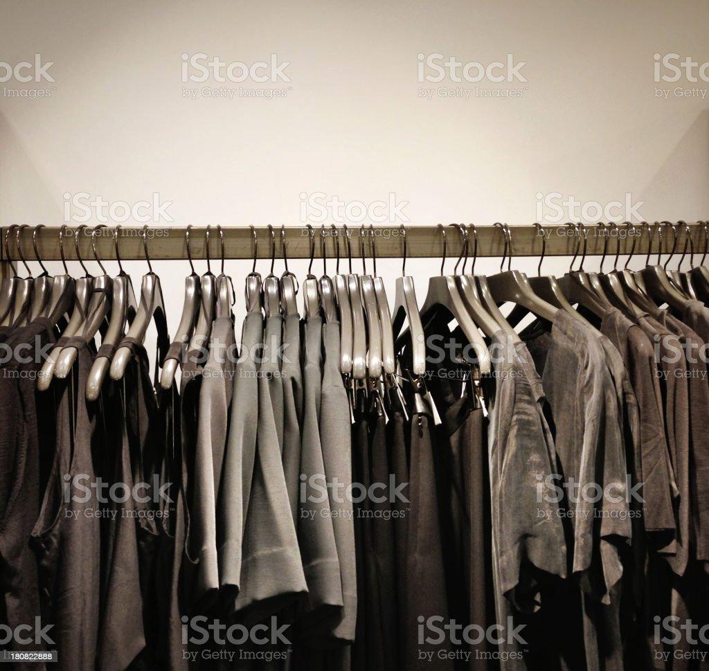 Rack royalty-free stock photo