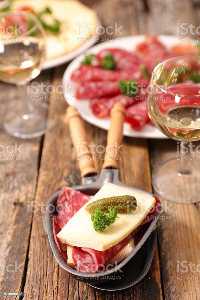 raclette de fromage - Photo de Aliment libre de droits