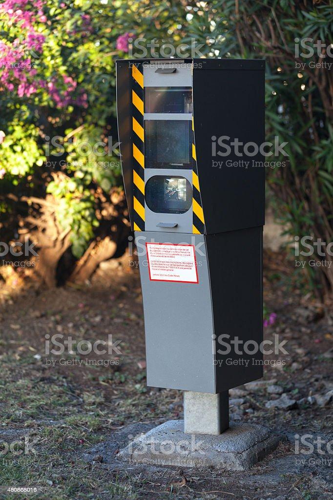 Radar Automatique stock photo