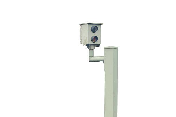 radar klimaanlage, flash-kamera-kameras - geschwindigkeitskontrolle stock-fotos und bilder