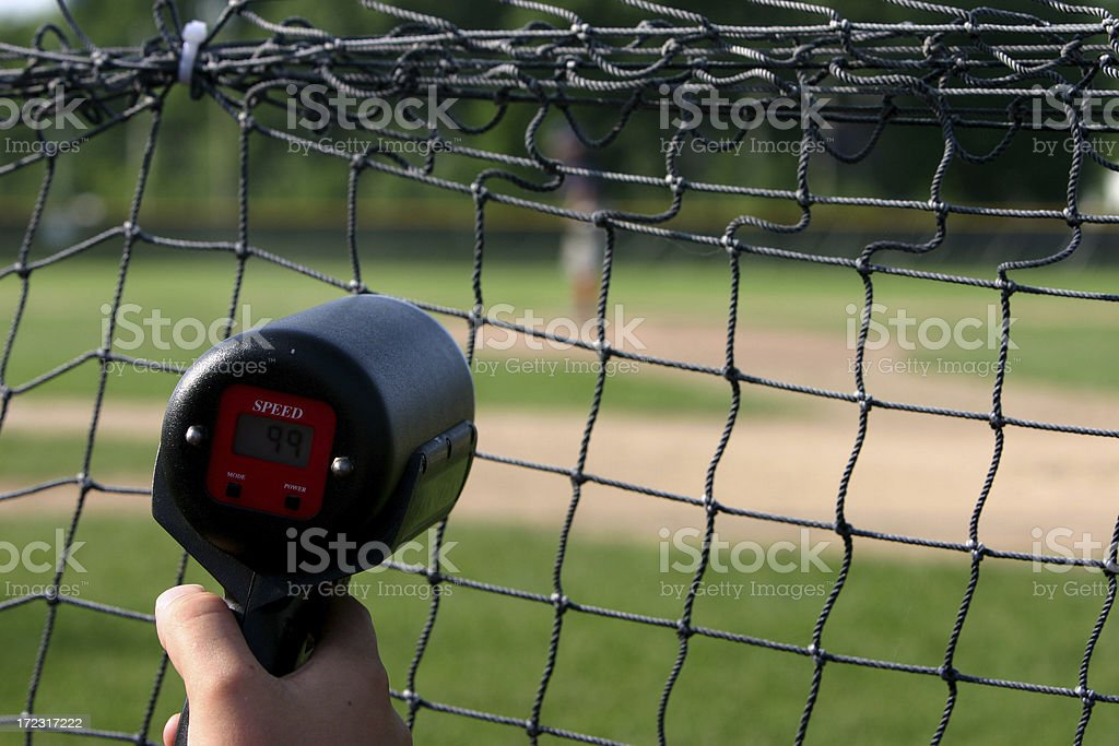 radar Pistola - foto stock