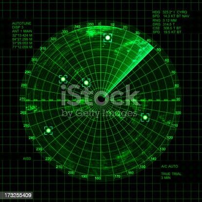detailed image of radar