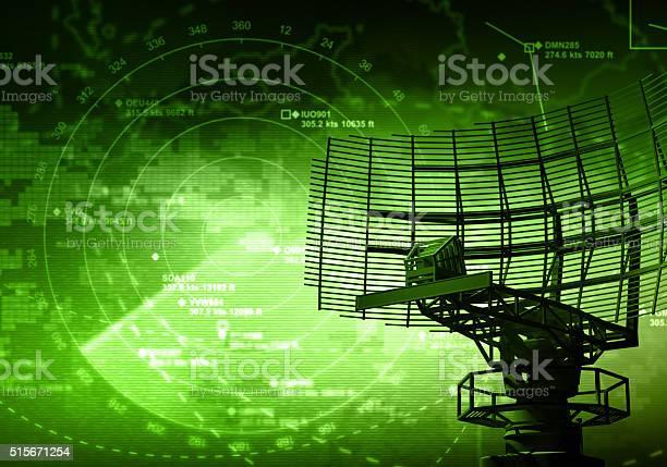 Radar Stock Photo - Download Image Now