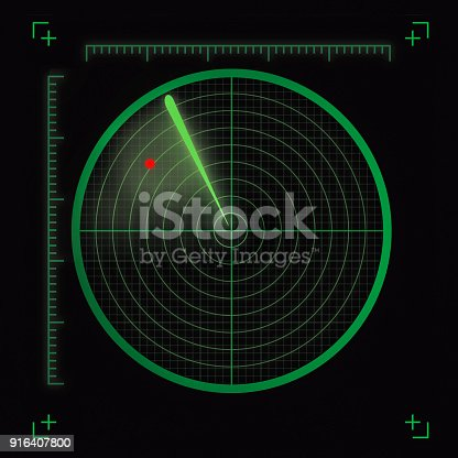 istock Radar 916407800