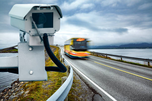Radar-Drehzahlregler unterwegs – Foto