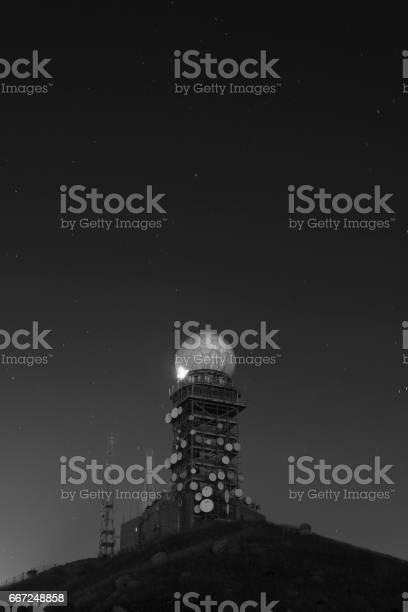 Photo of Radar tower